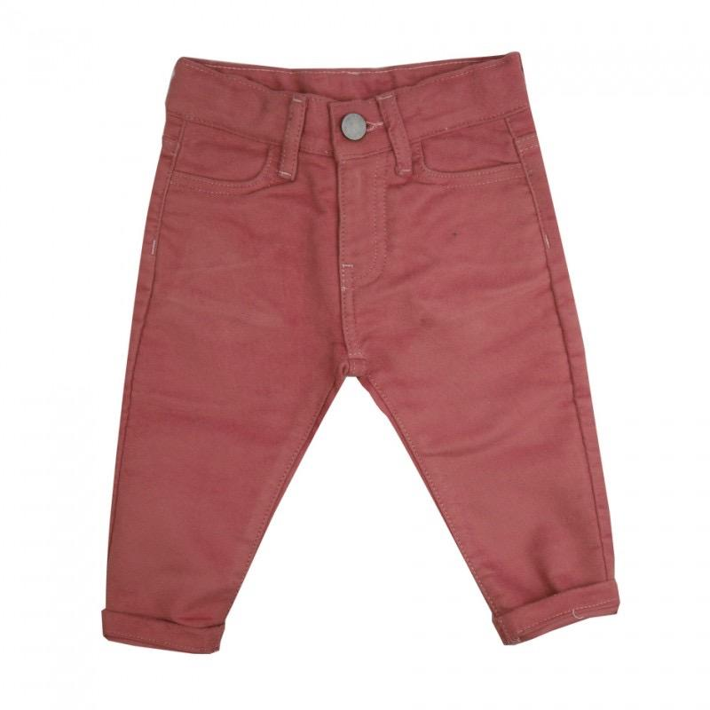 Pantalon Moleskine