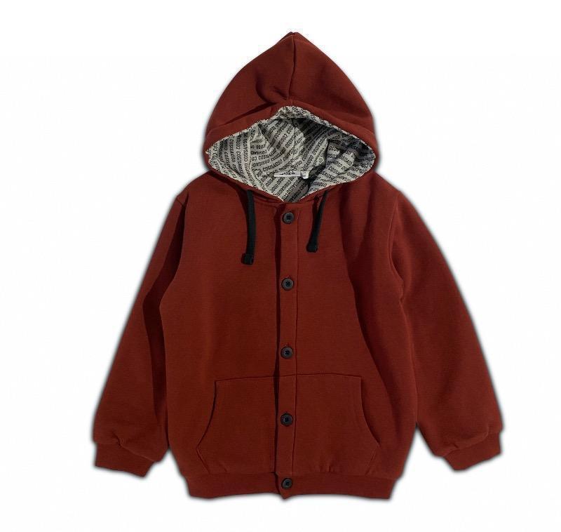 Cardigan Hooded