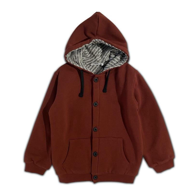 Cardigan Hooded