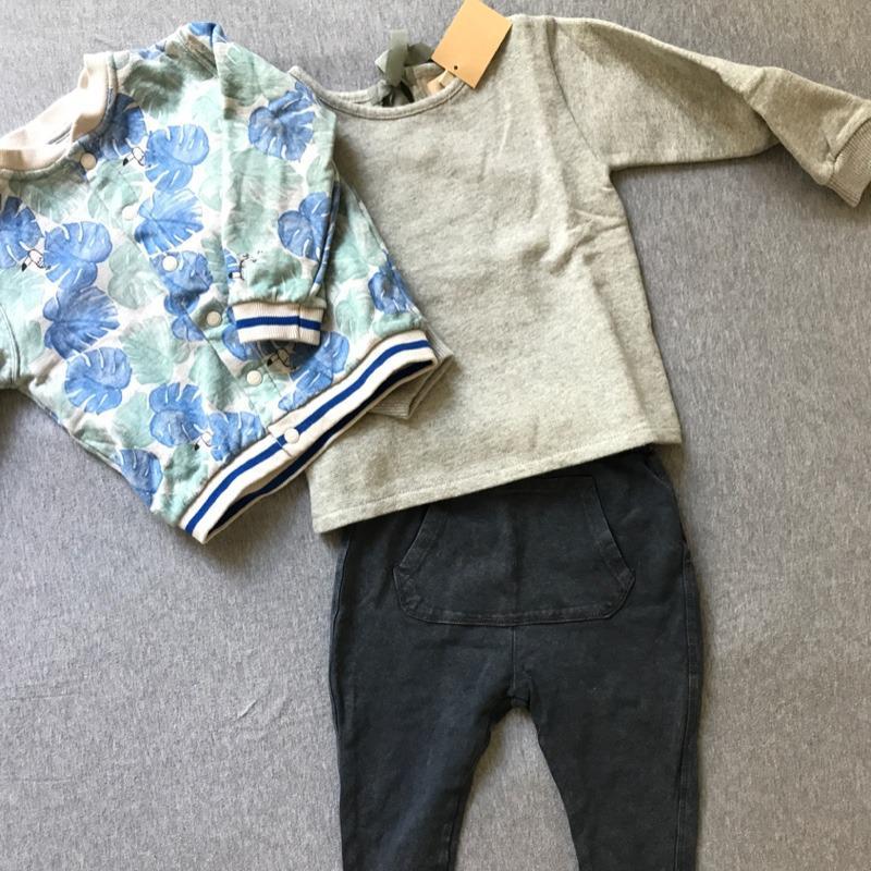 Le look de rentrée de Valentine : La blouse neuve Marlot Paris, le gilet de 2nde main & le pantalon de 2nde main