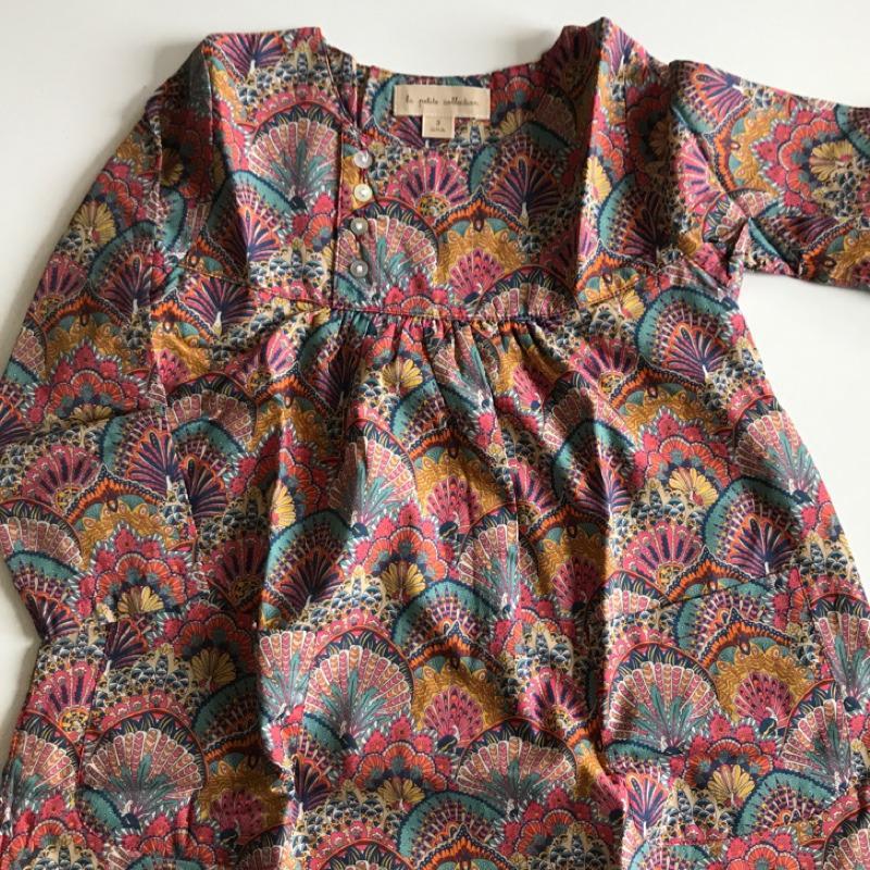 Emma part à l'école : La robe neuve La Petite Collection